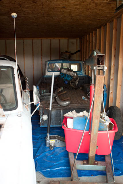 A Garage Too Small Cool Blue Amp The Shed Project Datto Ratsun Forums